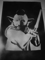 Mr T Yoda by the-ovin