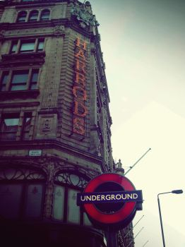 Just Harrods by PiMPiPaNda