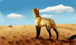 Discovering The Desert by Saerl