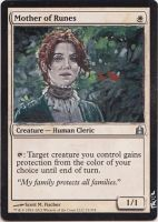 Magic Card Alteration: Catelyn Mother of Runes by Ondal-the-Fool