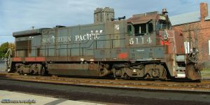 Southern Pacific No. 5114 by 426maxwedgie