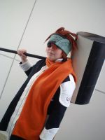AX 10: D Gray Man-Rabi by theEmperorofShadows