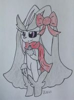 Scarlett the Lopunny  by Porygon2tails