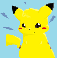 Pika by evilpuppet109