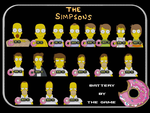 Homer Simpson Battery by TheG-a-m-e