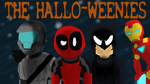 The Hallo-Weenies Title Card by BillyBCreationz