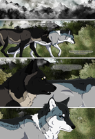 The Whitefall Wanderer Page 58 by Cylithren