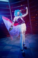 Macross Frontier - Ranka Lee by ayashige