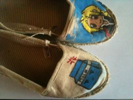 Fullmetal Alchemist Shoes :D by KatLovesMusic