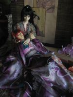 Amorous Tales from Edo Japan, Dreams by InarisansCrafts