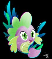 Pufferfish Spike by Ilona-the-Sinister