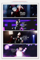161009 // SHARE PACK PSD 'KISSING IN THE DARK' by Xiao-Xue
