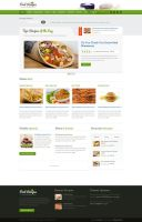 Food Recipe Theme by sunilbjoshi