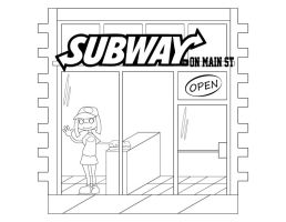 subway page by Lucora
