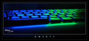 ... qwerty ... by dhead