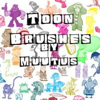 Toon Brushes by muutus