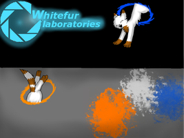 Whitefur Laboratories by Blue-Ink-Splatter