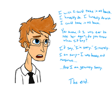 The end. by THEKRAIDSTER567