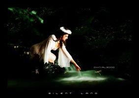 silent land by dhn-al3ood