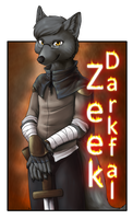 Zeek Darkfal badge by Siplick