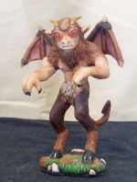 Jersey Devil by superclayartist