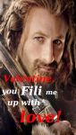 VALENTINES CARD- Fili by BabysbBUM