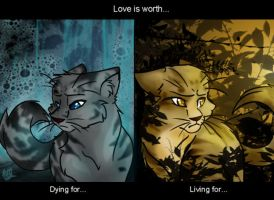 Love, Death and Life: There is Always a Choice by Arianwen44