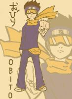 Obito Collab by flamable77