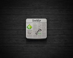 Jaku : feedly by YahibazOu