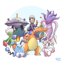 LET ME SHOW YOU MAH POKEMANS - 2014-03-03 (Y) by TheBourgyman