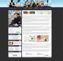 Soul Eater Source by xFrame