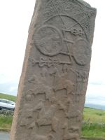 Pictish Big Stone II by WorldSerpent