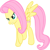 Fluttershy is mad by Stealth1139