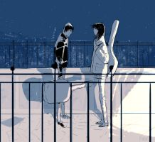 Breakup songs by PascalCampion