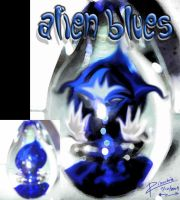 Alien Blues by Risuchia