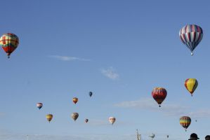 Midland Balloon Fest 2010 -3- by cadillacphunque