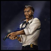 Javert on the Job [TMM24] by ThreshTheSky