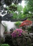 chinese garden by Corycat