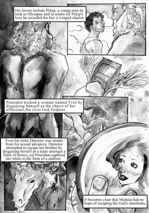 The Story of Medusa Pg 6 of 19