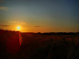 Ameland Sunset 10 by Misterooo