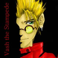 Vash the Stampede by VesteNotus