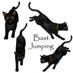 Bast Jumping Pack by TexelGirl-Stock