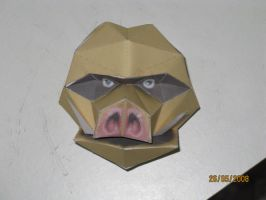Mask of scents papercraft by killero94