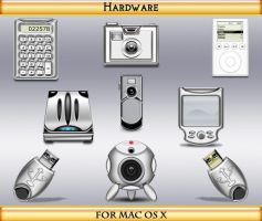 Hardware OS X by Steve-Smith