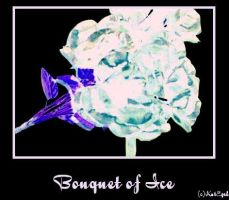 Bouquet of Ice by evilpirateclown