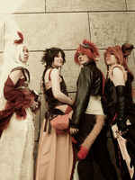 Steampunk Group by Ri-sa