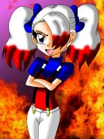 Ember Rosemary: Can You Stand the Heat? by David3X