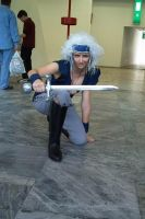 Skywise cosplay by crimsontriforce