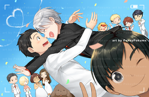 YOI: Congratulations!! by PokeyPokums
