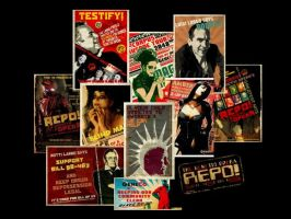 Repo Poster Collage by birdmaster09